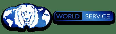 WORLDSERVICE Logo